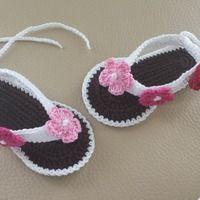 146 Besten Häckeln Babyschuhe Bilder Auf Pinterest Crochet Shoes