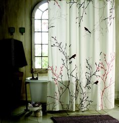 Statue of Nature Shower Curtain – Effort to Bring Nature Awe