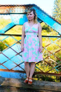 '60s Pastel Dream, and a Bridge