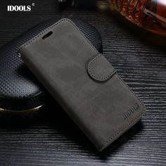 IDOOLS Case for Xiaomi Redmi Note 4 Pro Prime PU Leather Cover 5.5 Mobile Phone Accessories Phone Bags Cases for Redmi Note 4 #Affiliate