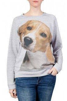 Moletom Raglan Beagle www.usenatureza.com #UseNatureza #JeffersonKulig #moda #fashion #blusa #moletom #natureza