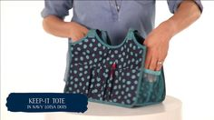 Thirty-One Gifts Keep-It Tote. Fall 2014. Join my FB. group. https://www.facebook.com/groups/221123648035423/