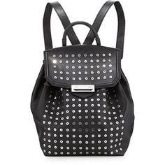 Alexander Wang Prisma Studded Leather Backpack
