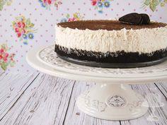 Cheesecake de Galletas Oreo con Thermomix