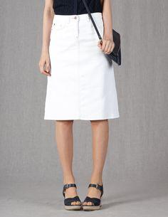 Everyday A-Line Skirt