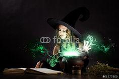 Halloween witch #halloween