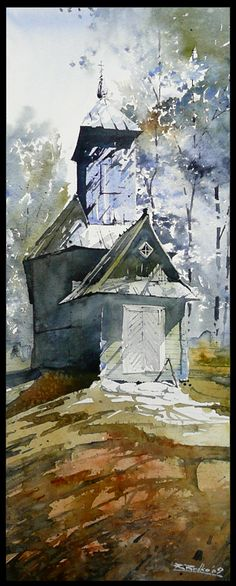church by ~Kegriz on deviantART