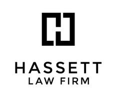 HASSETT LAW LOGO — Naturally by Natalie //  Logo I'm working on for a construction lawyer in New York