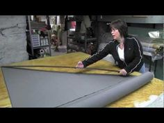 How To Make Cording Or Welting For Upholstery .mov