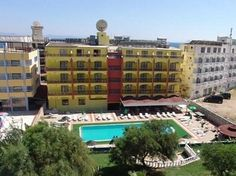 If you want to enjoy the beautiful sights seeing and ancient monuments of Didim, Temple hotel is best option. Holiday Calendar, Beach Hotels, Temple, Turkey, Good Things, Monuments, Beautiful, Turkey Country, Temples