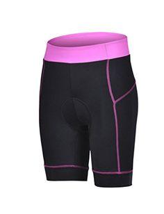 iCreat Short Culotte Boxer Pantalon Court Homme Cyclisme Velo VTT