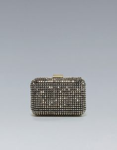Jewelry clutch, by Zara! The best accessory for everything!!!