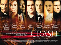 Extra Large Movie Poster Image for Crash