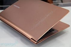 samsung pink gold laptop - Google Search