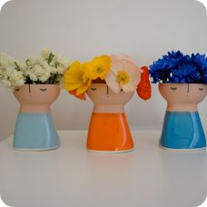 Vanessa Bean vases