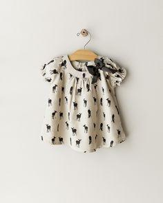 little girls top, little girls shirt