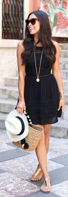 como-usar-un-vestido-negro
