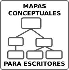 Cómo usar la técnica de los mapas conceptuales para desarrollar personajes y argumentos en nuestras novelas.