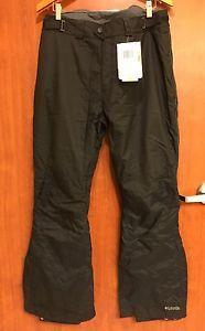 ☀NEW☀Columbia Women's Omni-Shield Waterproof Snow Bowl Pant Black XL Breathable  | eBay