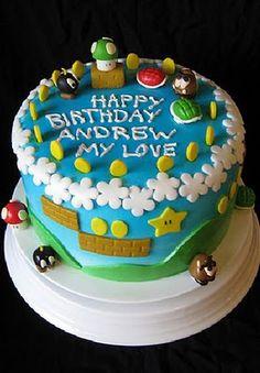 Single level cake