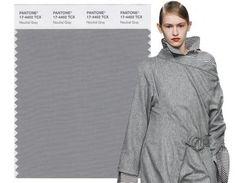 Пантон - Нейтральный серый pantone colors Neutral Gray