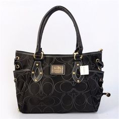 cheap Tote Coach Black Bag deal online,save up to 90% off dokuz limited offer,no taxes and free shipping.#handbag #design #totebag #fashionbag #shoppingbag #womenbag #womensfashion #luxurydesign #luxurybag #coach #handbagsale #coachhandbags #totebag #coachbag