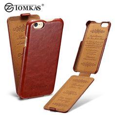 Flip Case For iPhone 6 6S / 6 Plus 6S Plus Apple Broncos PU Leather Cover Luxury i Phone Coque S Fundas Bag TOMKAS Black