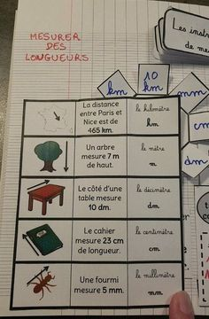 Way To Learn French Design Studios Product Learning French For Kids, Math For Kids, French Practice, French Flashcards, Math 5, Montessori Math, Math Projects, Too Cool For School, Teacher Hacks