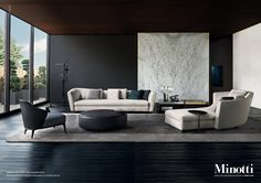 Seymour seating system, Rodolfo Dordoni Design #adv #seymour #sofa…