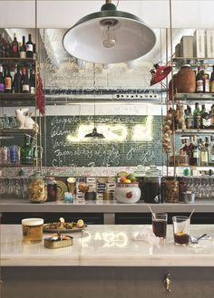 Rendez-vous au bar La Cava