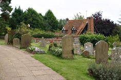 Midsomer Murders Locations - Shiplake, Oxfordshire