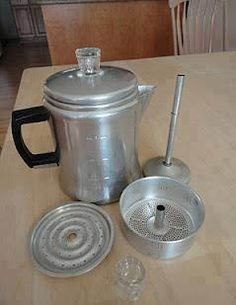 percolator coffee pot.... Hands down....still makes the best coffee :)