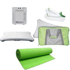 5-in-1 Nintendo Wii Fit Bundle - $39.42 (iOffer)