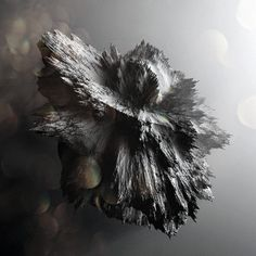 Asteroïds by Chaotic.Atmospheres , via Behance