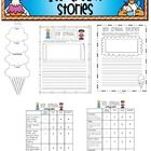 Get your kids writing personal narratives with this ice cream writing lesson!This includes:-5 different writing pages to choose from (different...