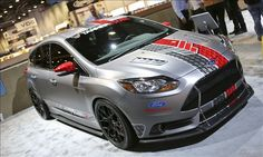 2013 Ford Focus ST Tanner Foust Additional