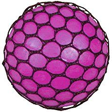 Mesh Balls Fidget Stress Toys Squishes Kids Fun Play Squeezy Gripper Ball P Little Girl Toys, Toys For Girls, Kids Toys, Accessoires Ipad, Balle Anti Stress, Figet Toys, Desk Toys, Cool Fidget Toys, Stress Toys