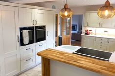 An Innova Malton Mussel Shaker Kitchen
