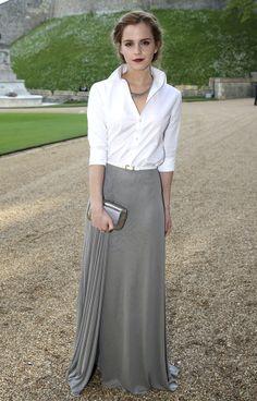 Le look d'Emma Watson