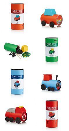Tube-Toys Oscar Diaz