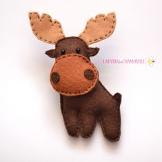 MOOSE - FELT MAGNET                                                                                                                                                      More