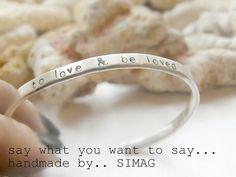 Simag - to love & be loved