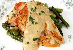 If you want to instantly transform plain chicken or steak or pork chops, a sweet and spicy mustard sauce is a wonderful choice. It is also extremely easy to make.[...]