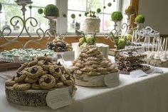 Image result for long table dessert table