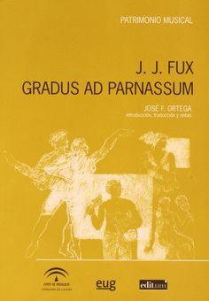 Gradus ad Parnassum, 2010 http://absysnetweb.bbtk.ull.es/cgi-bin/abnetopac01?TITN=451935