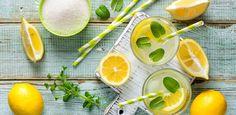 Limonade selber machen: 4 unfassbar leckere Rezepte mit Zitrone, Erdbeere, Minze und Ingwer