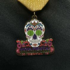 Our 2014 Fiesta medal, so cool!  Viva Fiesta!  If you want one, come by our office, we are selling them for $5 and donating all proceeds to the San Antonio Humane Society.