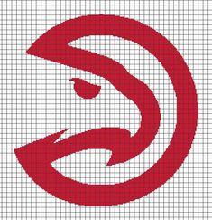 Atlanta Hawks (New Logo) | Craftsy