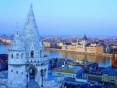 View from Hilton Budapest, situated in the heart of the historic Royal Castle District – a UNESCO World Heritage Site - in Hungary Travel Images, Travel Pictures, Pullman Paris, Tokyo Tower, Fantasy Places, Marriott Hotels, Budapest Hungary, Hotel Budapest, Tour Eiffel