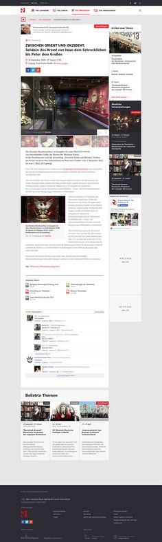 article / Russjahr.de on Behance
